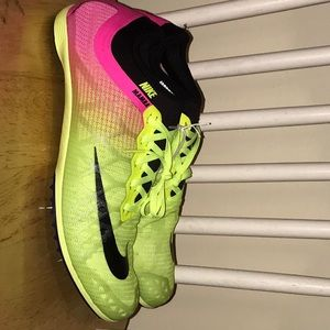Nike Zoom Mamba 3 Track Spikes Volt Rio OC
